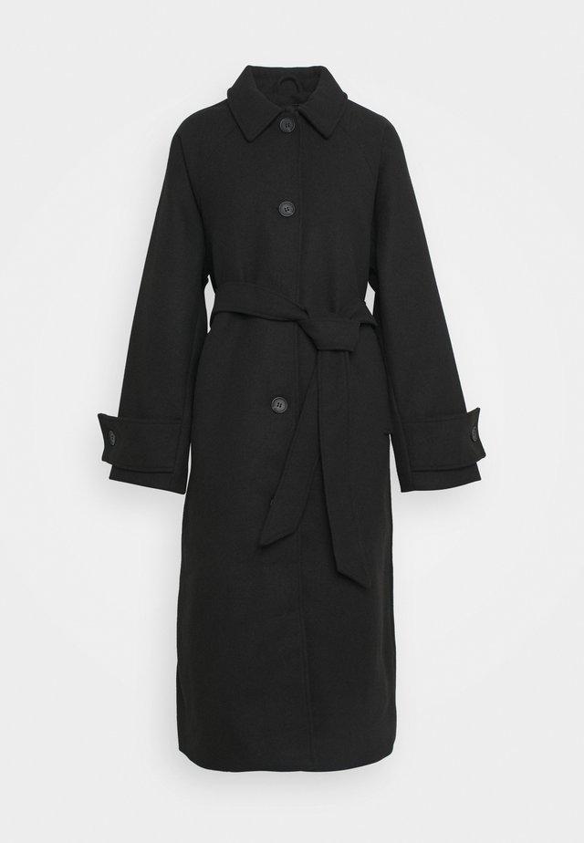 ARELIA COAT - Płaszcz wełniany /Płaszcz klasyczny - black