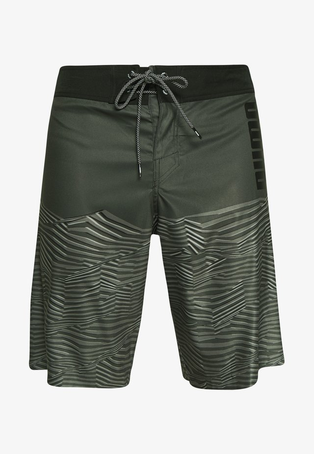 SWIM MEN LONG BOARD  - Swimming shorts - phantom