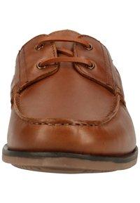 Sansibar Shoes - SANSIBAR HALBSCHUHE - Bootschoenen - dunkelbraun 41 - 5