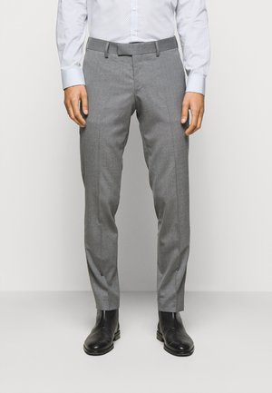 TORDON - Suit trousers - grey