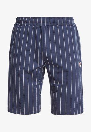 HOMARE  - Shorts - black iris