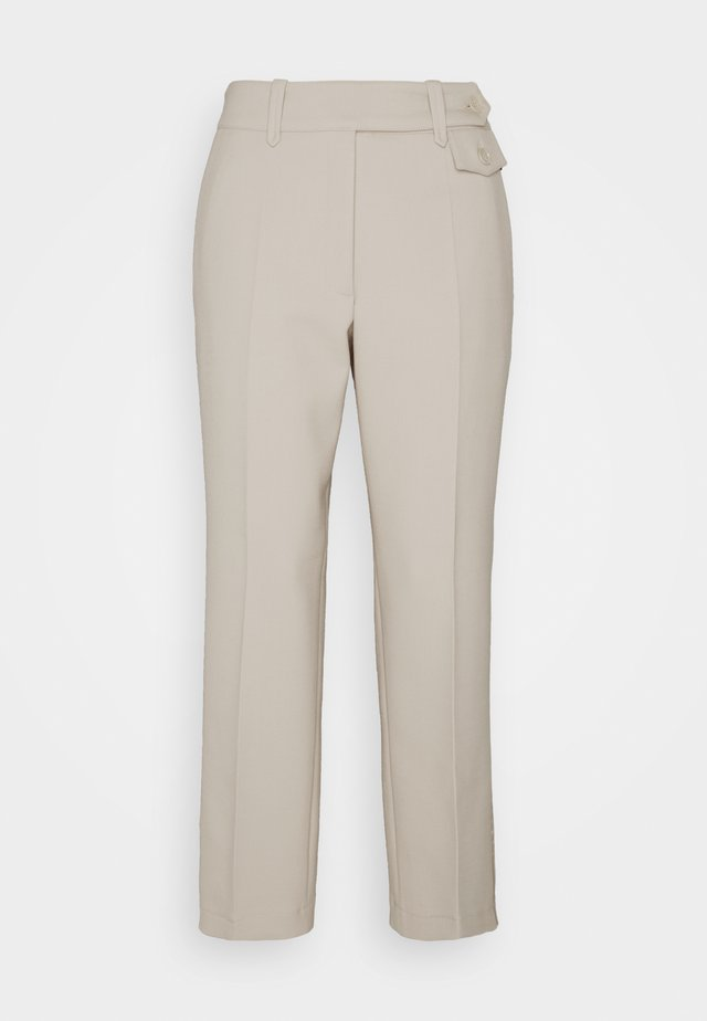 COSTA - Trousers - beige