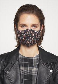 Even&Odd - 3 PACK - Látková maska - multi/rose - 0