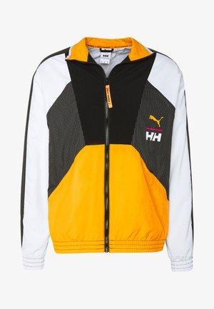 X HELLY HANSEN TRACK - Summer jacket - citrus