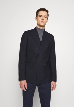 GENTS SLIM FIT JACKET - Blazer jacket - dark blue