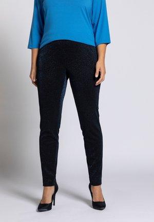 Pantalon classique - mitternachtsblau