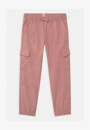 GIRLS - Cargo trousers - passion rose