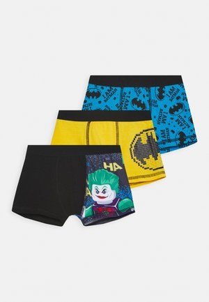 BOXER 3 PACK  - Pants - black