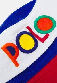 Polo Ralph Lauren - REV BUCKET HEADWEAR HAT UNISEX - Klobouk - collection navy multi - 3