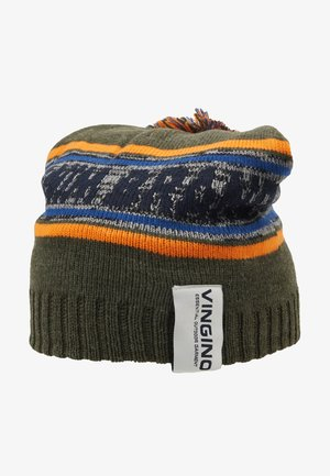VASILO - Beanie - olive night