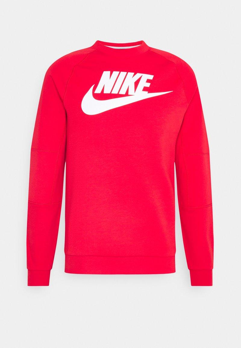 Nike Sportswear - MODERN - Sweatshirt - university red/white