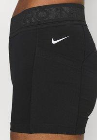 Nike Performance - SHORT FEMME  - Punčochy - black/white - 4