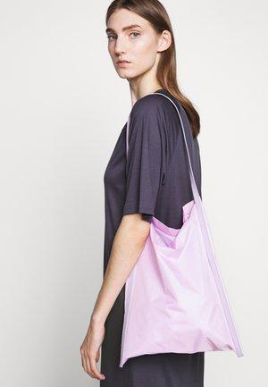 Velká kabelka - light violet