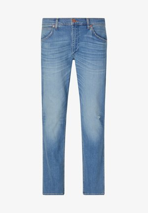 GREENSBORO - Jeans straight leg - dusty devil