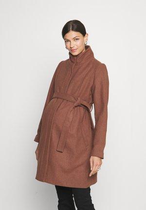 MLROSE COAT - Krótki płaszcz - nutmeg