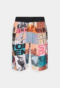 STAPLE PIGEON - ICONS UNISEX - Shorts - black - 5