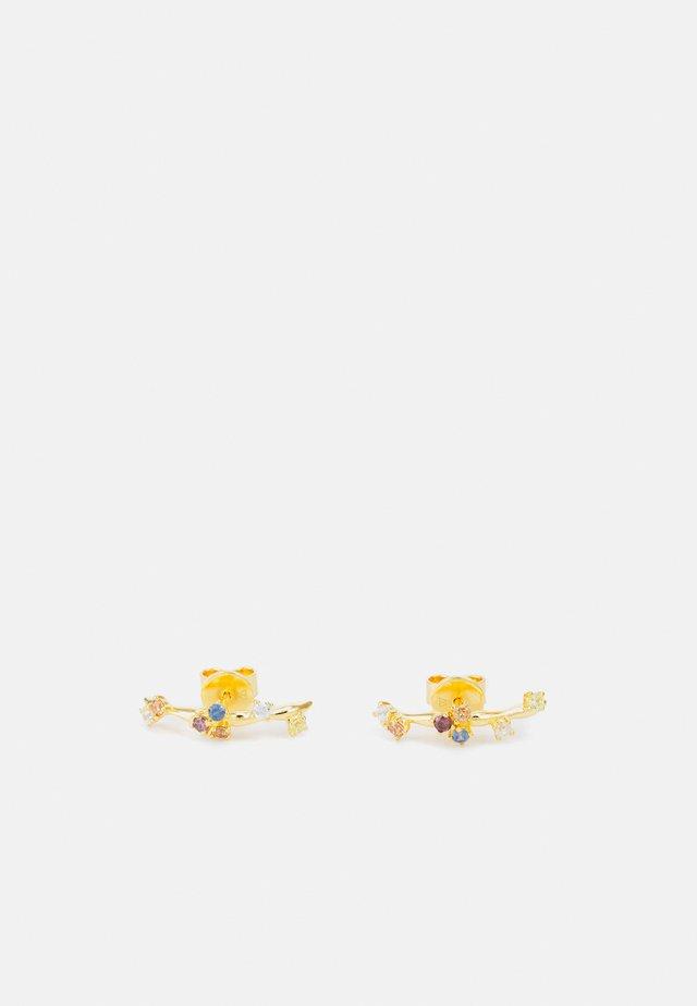 ZOE - Oorbellen - gold-coloured