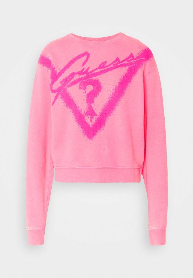 GRAFFITI  - Sweatshirt - pink