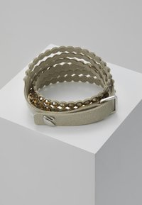 Swarovski - POWER BRACELET SLAKE - Bransoletka - golden shadow - 2
