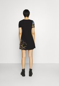 Desigual - Jersey dress - black - 2