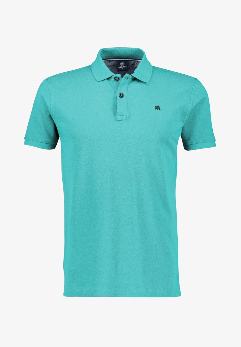 LERROS - Polo shirt - turquoise