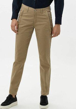 STYLE MERRIT - Trousers - caramel