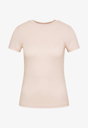 NAARA - Print T-shirt - white swan