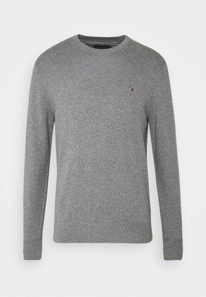 PIMA CREW NECK - Jumper - grey