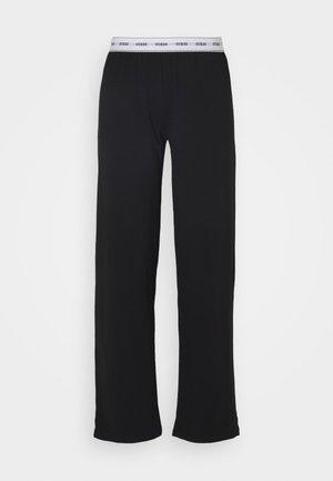 LONG PANT - Nattøj bukser - jet black
