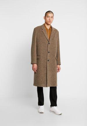 AREA COAT - Classic coat - beige