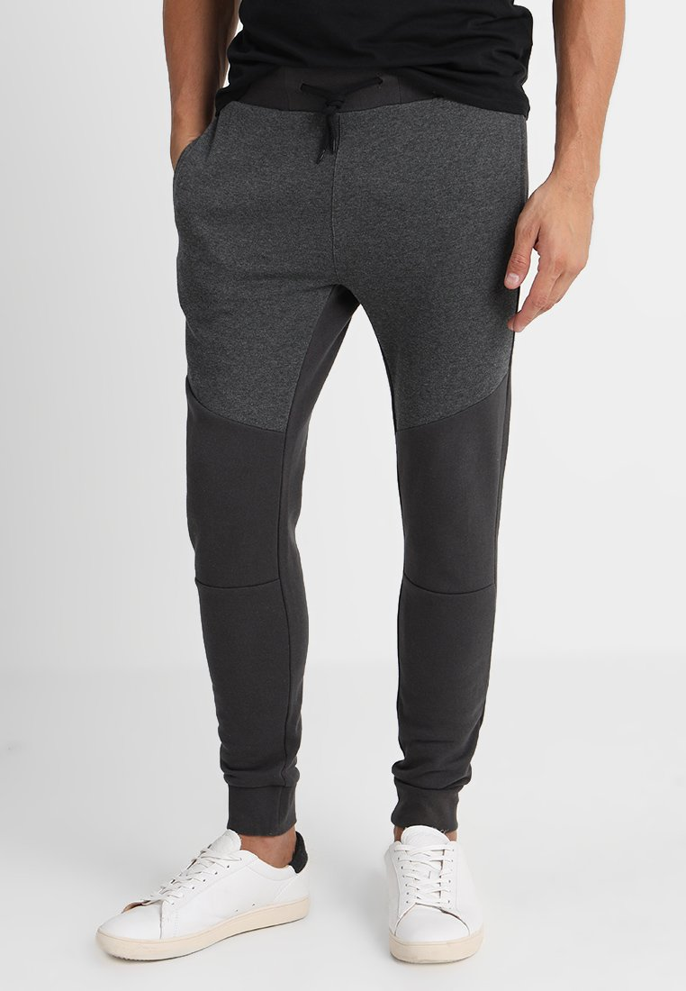 Pier One - Tracksuit bottoms - dark grey
