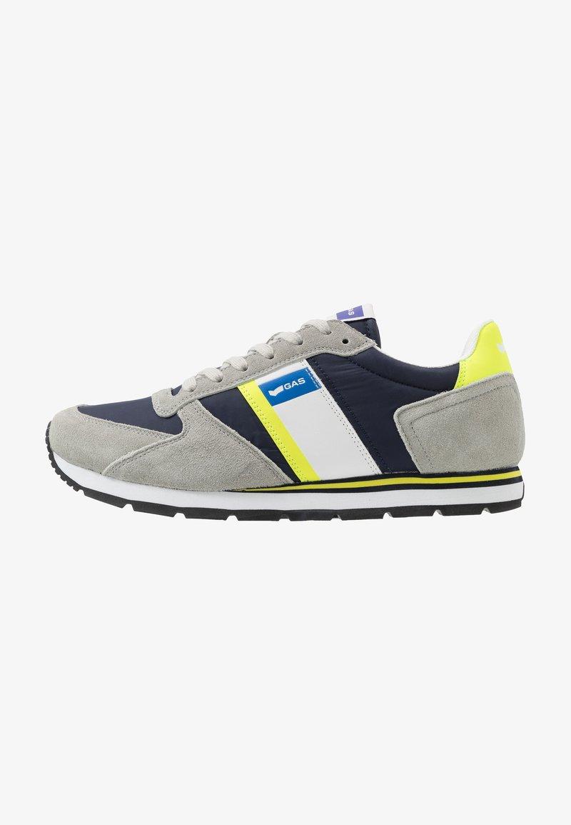 GAS Footwear - ROB - Trainers - grey