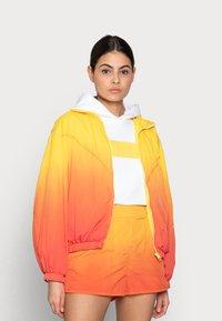 Calvin Klein Jeans - WINDBREAKER - Bomber Jacket - yellow - 0