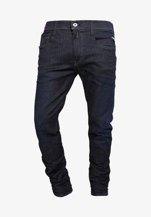 HYPERFLEX ANBASS - Slim fit jeans - blau