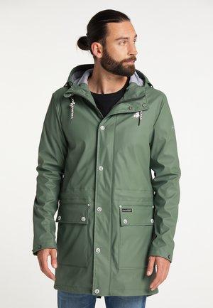 Waterproof jacket - oliv