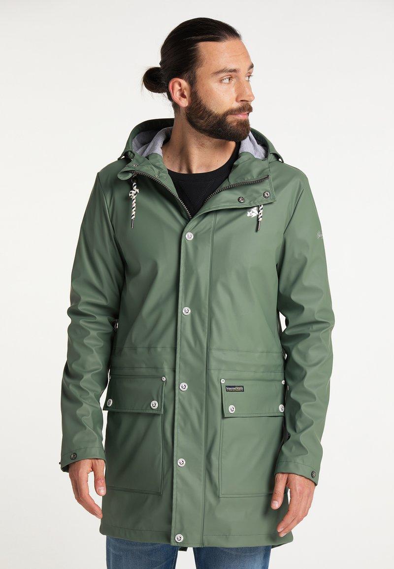 Schmuddelwedda - Waterproof jacket - oliv