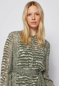 BOSS - DESTORYA - Shirt dress - patterned - 3