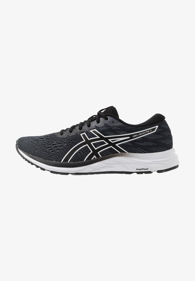 GEL-EXCITE 7 - Chaussures de running neutres - black/white