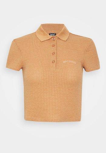 Poloskjorter - tan