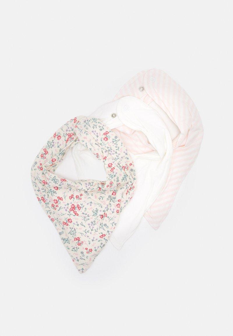 Cotton On - BANDANA BIB 3 PACK - Foulard - maude/vanilla/crystal pink