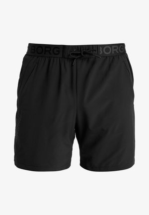 ATTIS - Sports shorts - black beauty