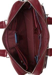 Piquadro - BLUE SQUARE - Briefcase - rosso - 3
