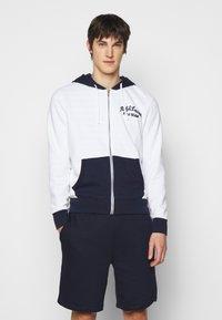 Polo Ralph Lauren - Zip-up hoodie - white/multi - 0