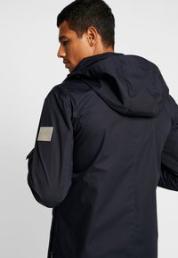 Makia - FISHTAIL JACKET - Parka - dark navy - 4