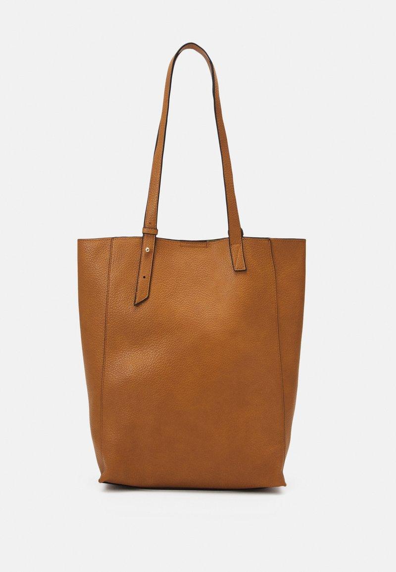 Lindex - SHOPPER LINDSEY - Velká kabelka - brown