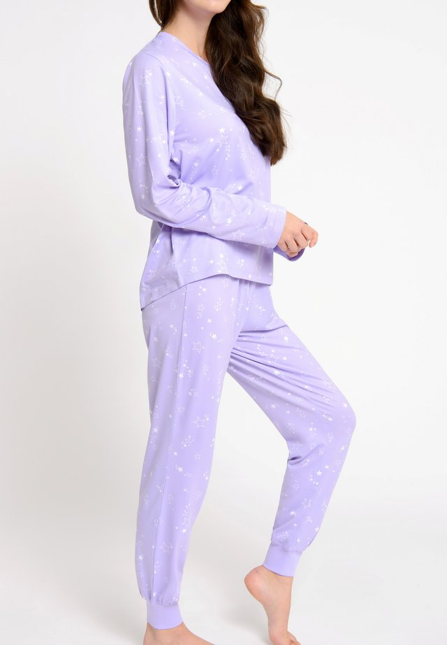 2 PIECE SET / NYC TWINKLE STAR  - Pyjamas - purple