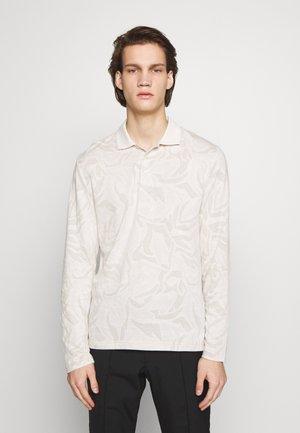 DARIOS - Polo shirt - moonbeam beige