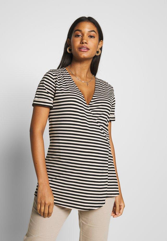 NURS MIAMI - T-Shirt print - black