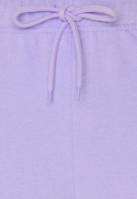 Pieces - PCCHILLI PANTS - Tracksuit bottoms - purple heather - 2