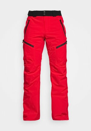 SPIKE - Pantalón de nieve - flame red